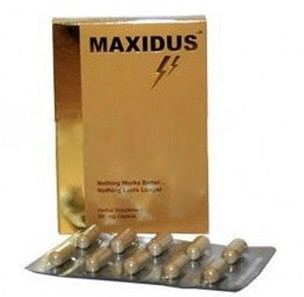 Hot Sales Maxidus Herbal Sexual Pills