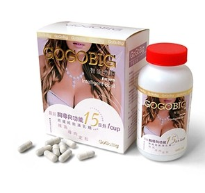 Gogobig Breast Enhancement Capsule