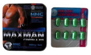 Maxman V Sex Pills