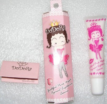 DoDoRa Pink Lips Nipples Cream