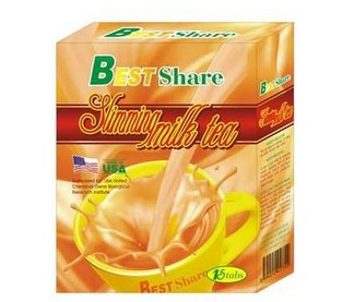 Best Share Slimming Milk Tea