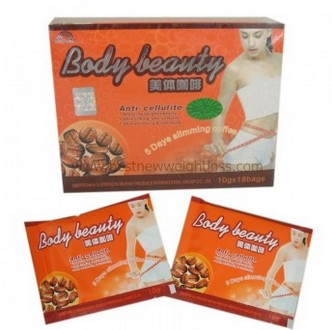 Body Beauty Slimming Coffee