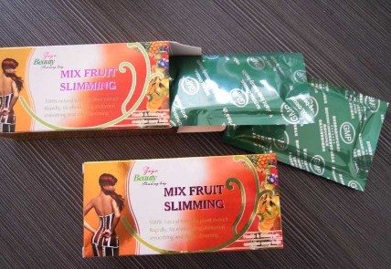 Mix Fruit Slimming Capsule