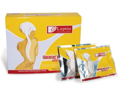 Leptin Slimming Bag Green Tea